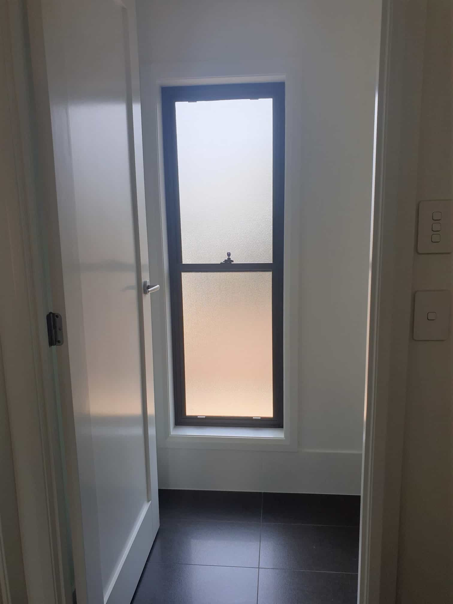 clear guard window and screen