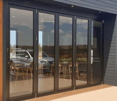 5 panel bifold doors