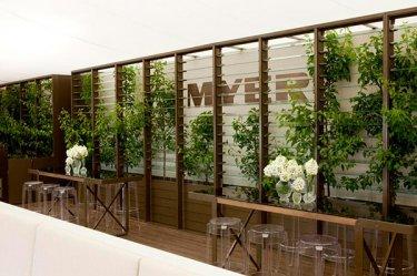 Myer uses louvre windows