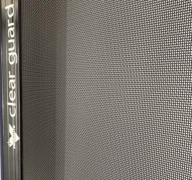 screen doors clear guard mesh