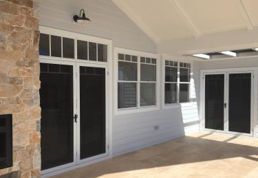 screen doors clear guard doors
