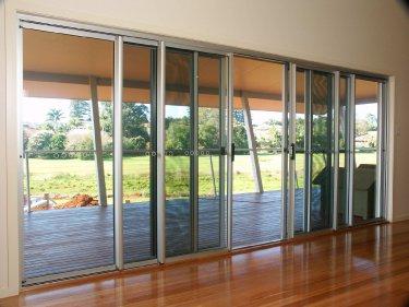bifold doors screens and sliding master