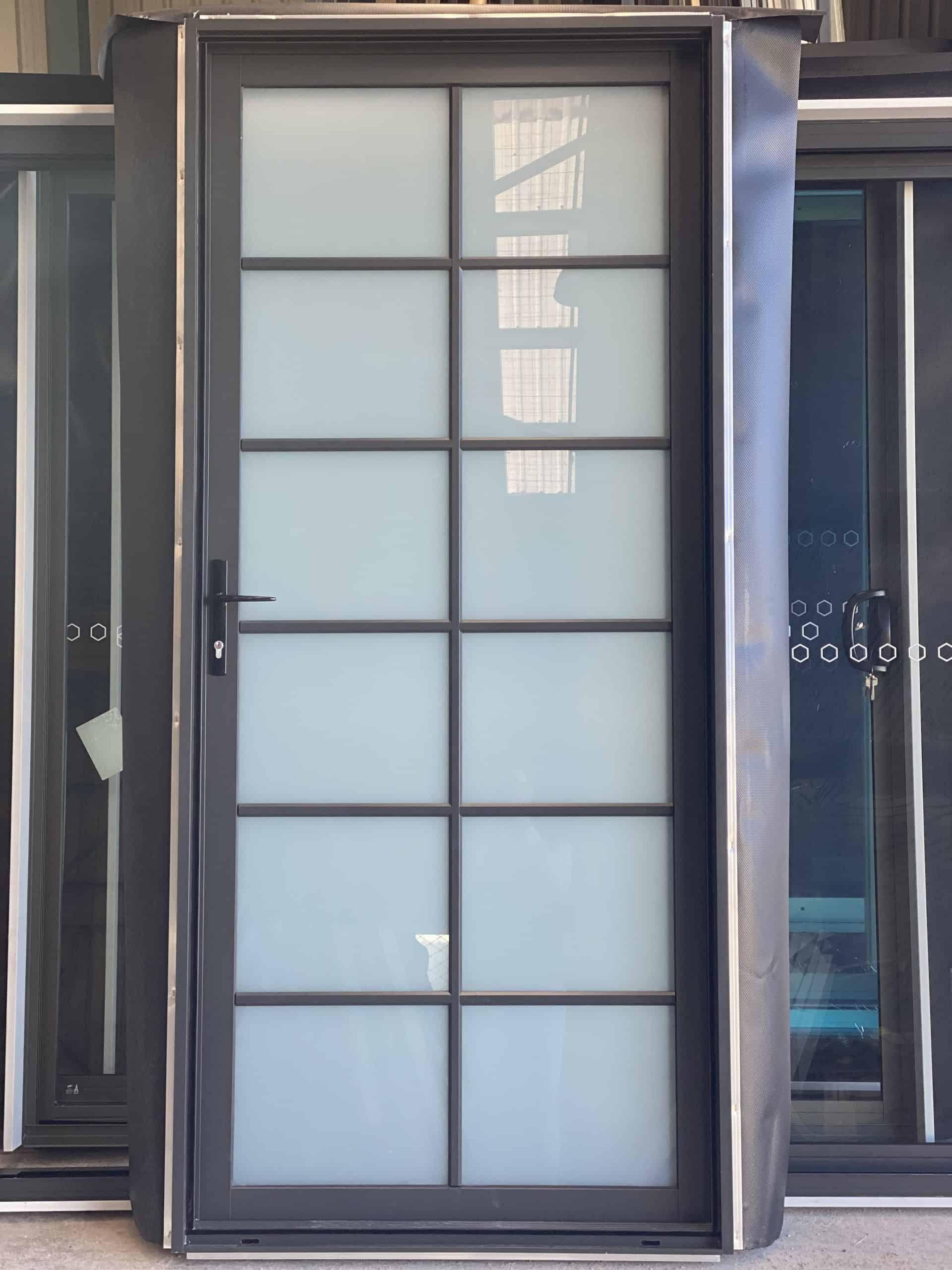 entrance door made by versalite windows