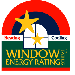 window energy rating scheme logo